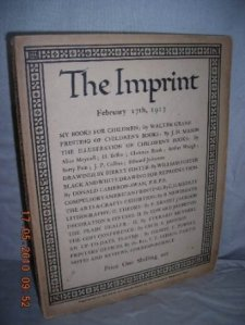 Gerard Meynell's The Imprint