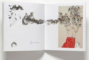 Noriko Ambe, CUT: Egon Schiele, 2009 Artist's book The Museum of Modern Art, New York. Fund for the Twenty-First Century. © 2013 Noriko Ambe