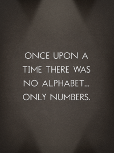Screenshot from The Numberlys, William Joyce, Moonbot Studios, 2012