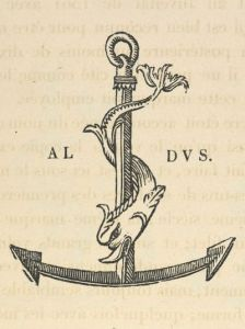 The Dolphin and Anchor device National Library of Scotland