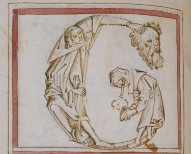 Fig. 1 – British Library, Add. MS 8887 (15th century) – Source