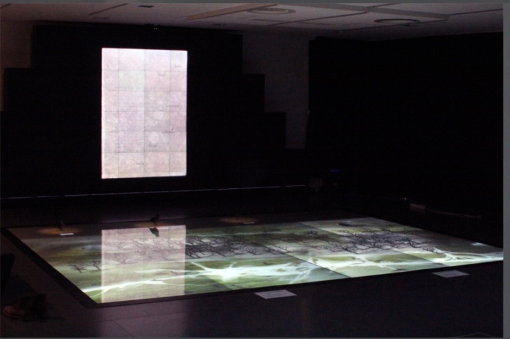 Field (2015) Produced, and premiered, at HUMlab, Umeå University Johannes Heldén