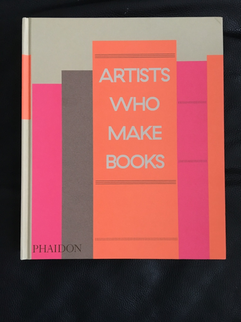 Doug beube books on books phaidons artists who make books 2017 provides good coverage and bridges the 1960s to the 21st century the essays and descriptions bring the book art off solutioingenieria Gallery